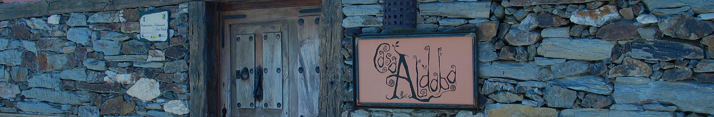 Casa Aldaba - Alojamiento.