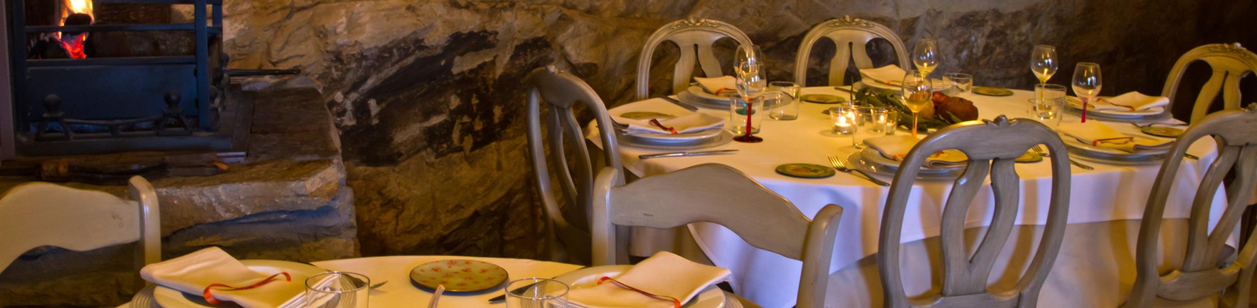 Las imágenes del restaurante.